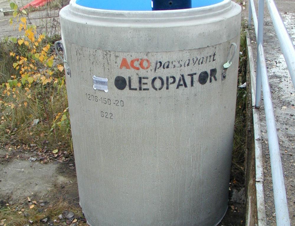 Oleopator NG 6/1200 – Křímov